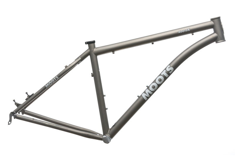 Moots Mooto X 19in Frame - 2013 drive side