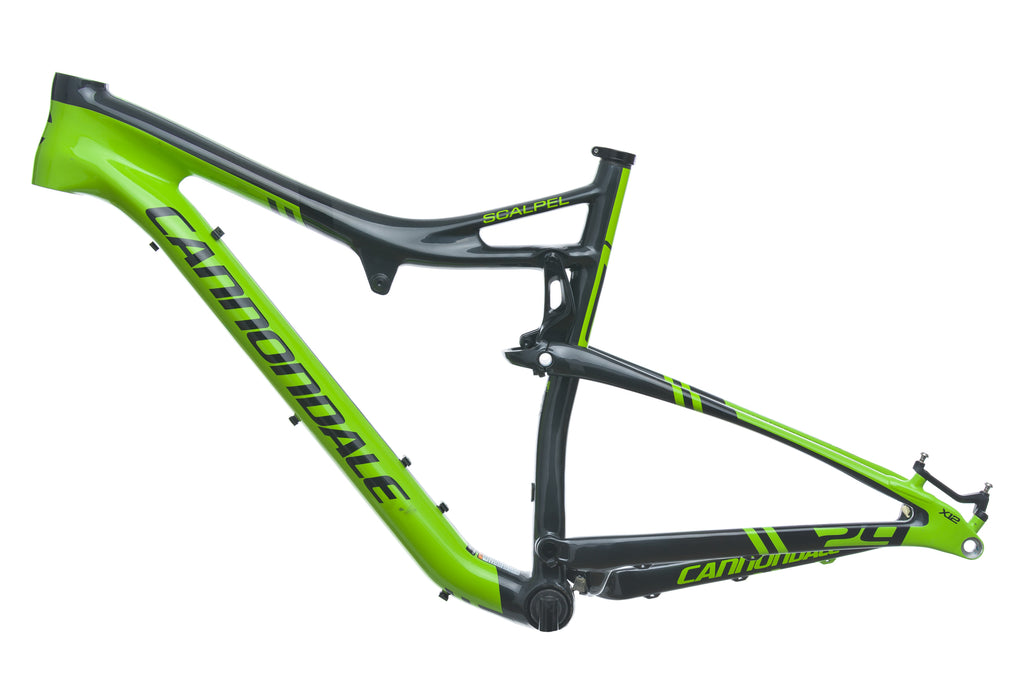 Cannondale Scalpel 29'er Large Bike Frame - 2015 non-drive side