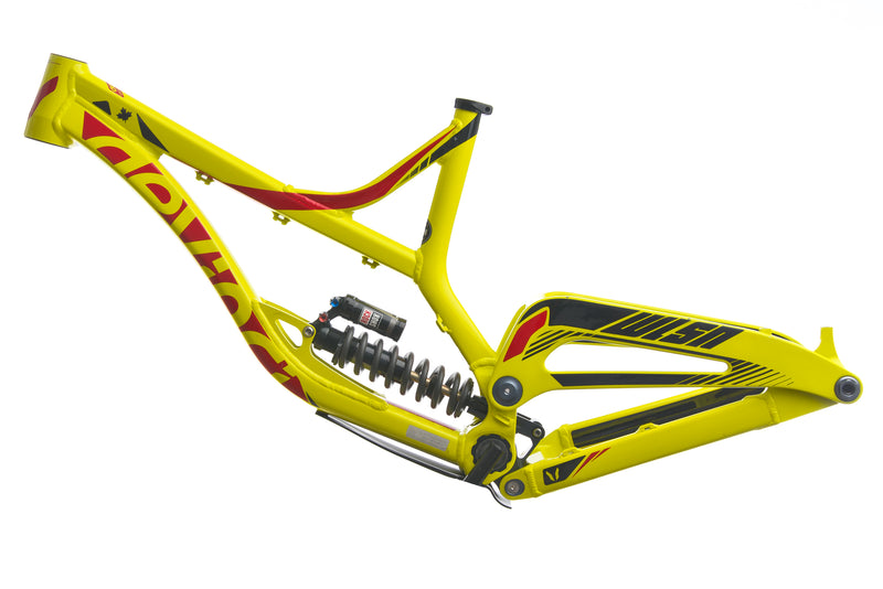 Devinci Wilson Large Frame- 2016 non-drive side