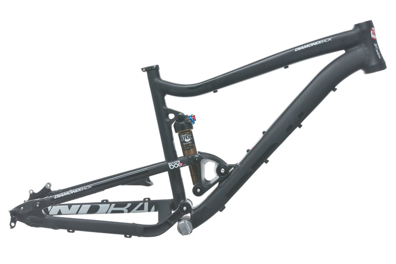 Diamondback Sortie Medium Bike Frame - 2013 drive side