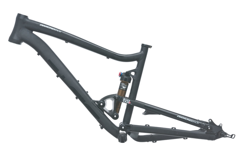 Diamondback Sortie Medium Bike Frame - 2013 non-drive side