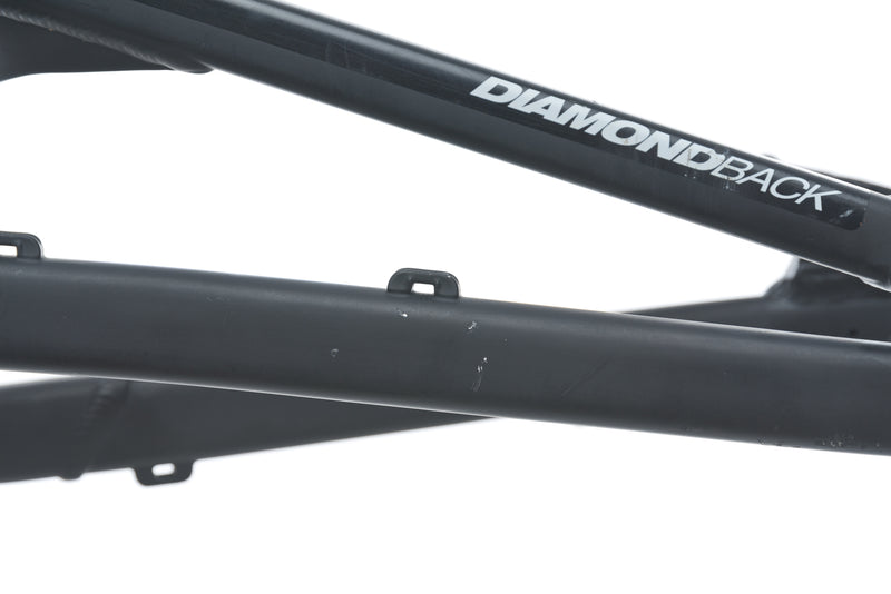 Diamondback Sortie Medium Bike Frame - 2013 crank