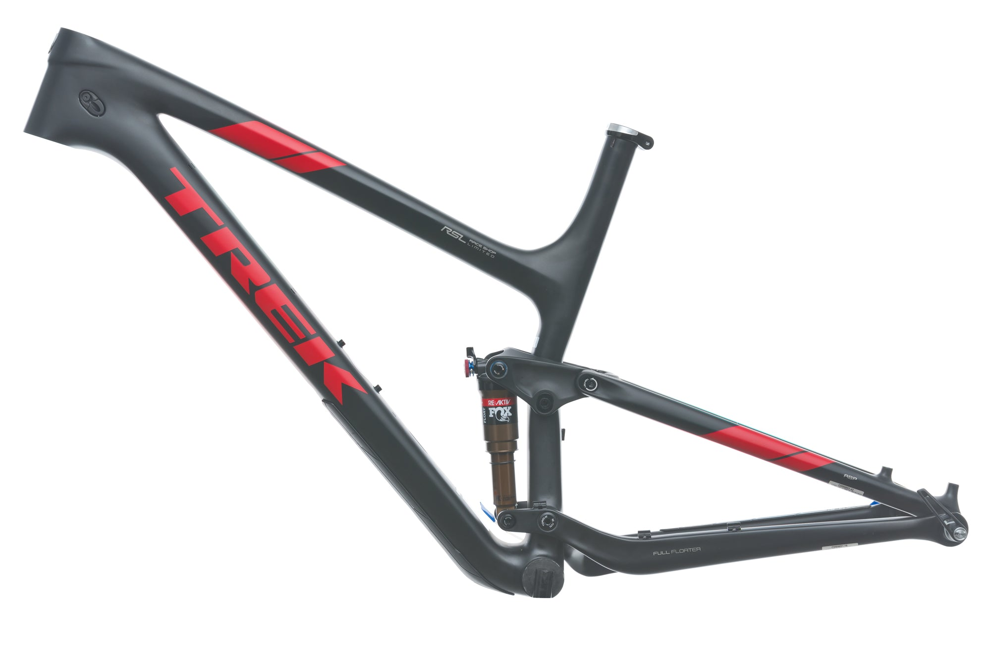 Trek Top Fuel 9.9 Race Shop Limited 21.5in Frame - 2017 non-drive side