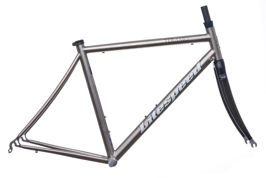 Litespeed Teramo Medium/Large Frame - 2005 drive side