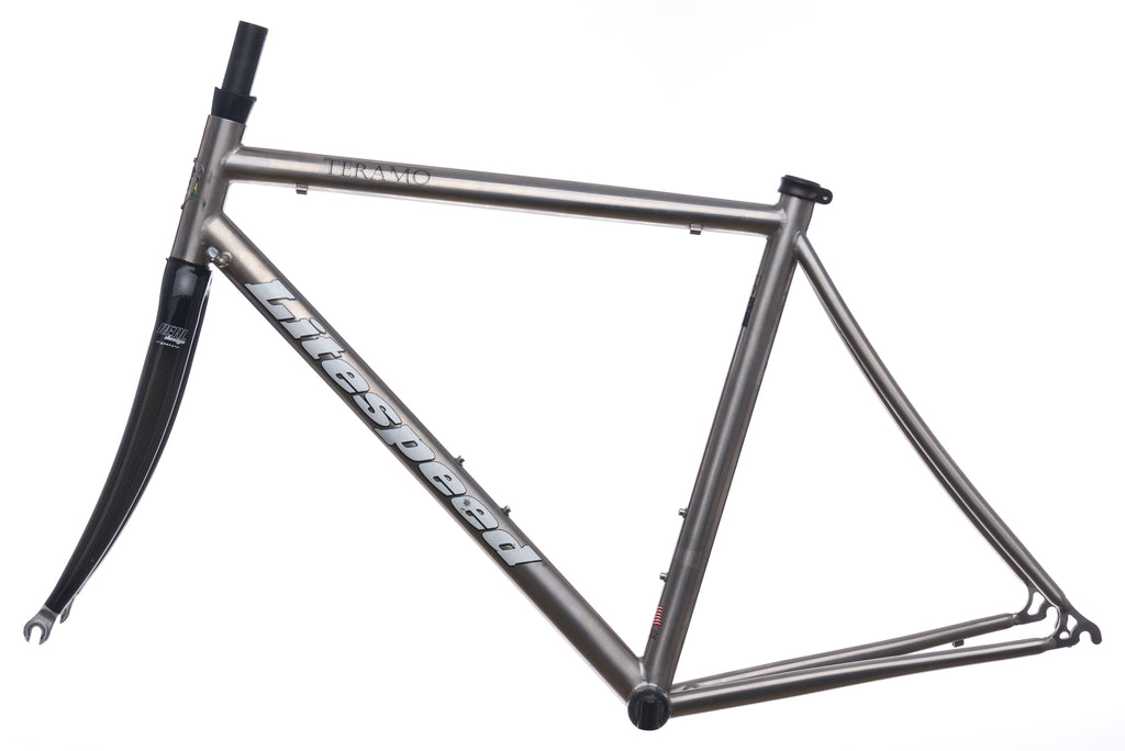 Litespeed Teramo Medium/Large Frame - 2005 non-drive side