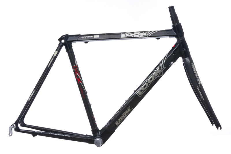 Look KX Light 55cm Frameset - 2003 drive side