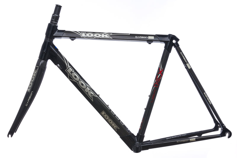 Look KX Light 55cm Frameset - 2003 non-drive side