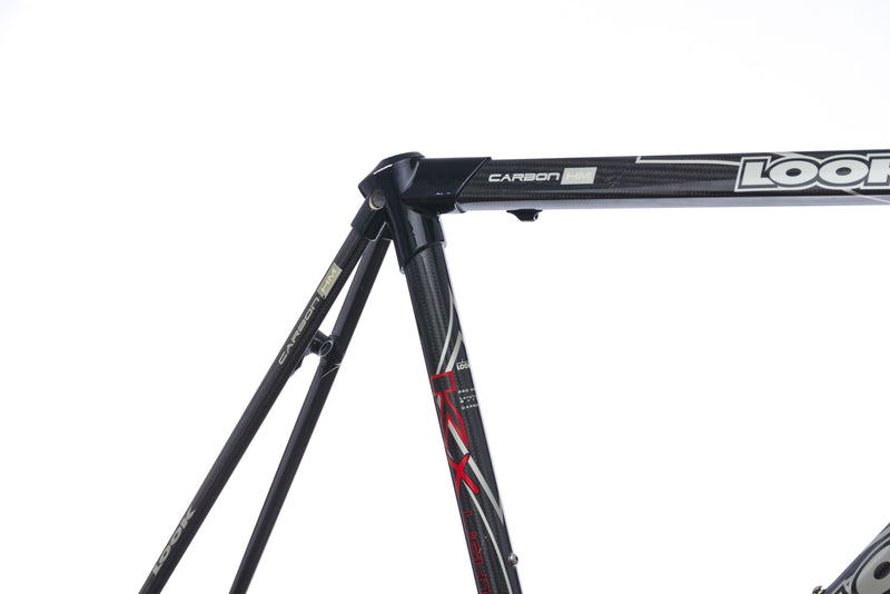 Look KX Light 55cm Frameset - 2003 front wheel
