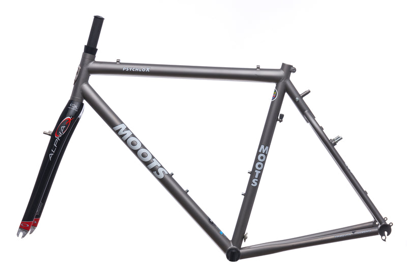 Moots Psychlo X 55cm Frameset  - 2010 non-drive side