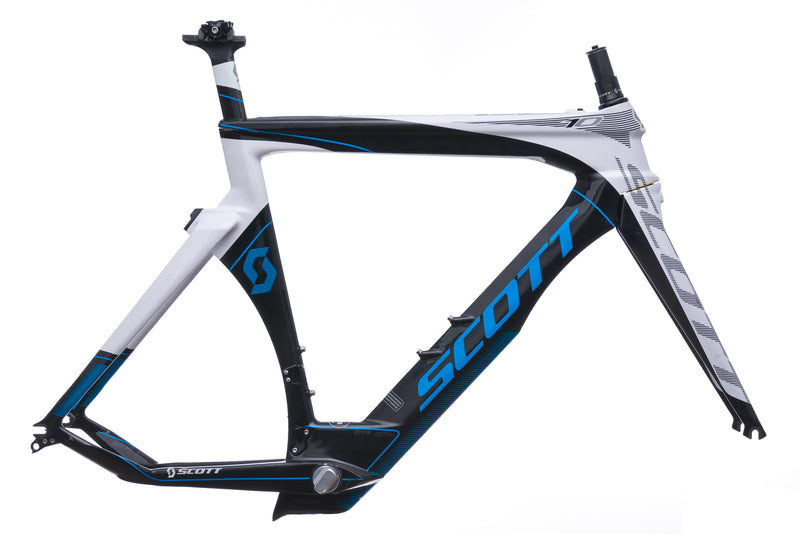 Scott Plasma 10 Medium Frameset - 2013 drive side