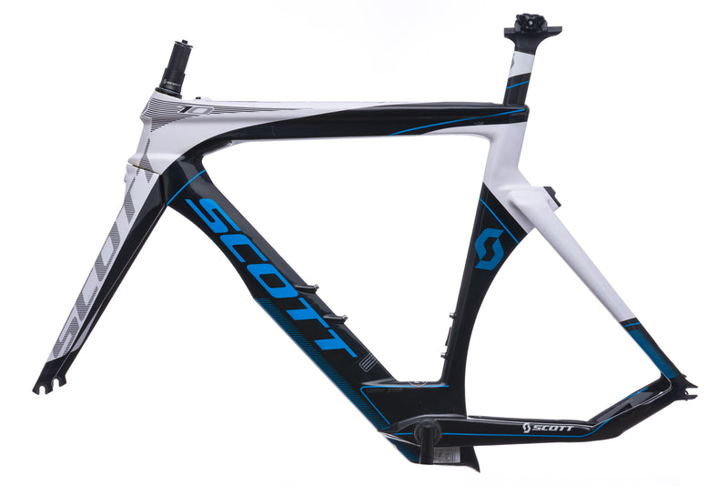 Scott Plasma 10 Medium Frameset - 2013 non-drive side