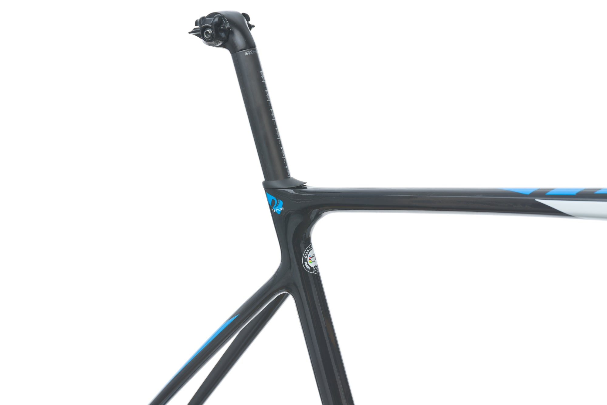 Giant TCX Advanced Pro 1 Medium Frameset - 2016 front wheel