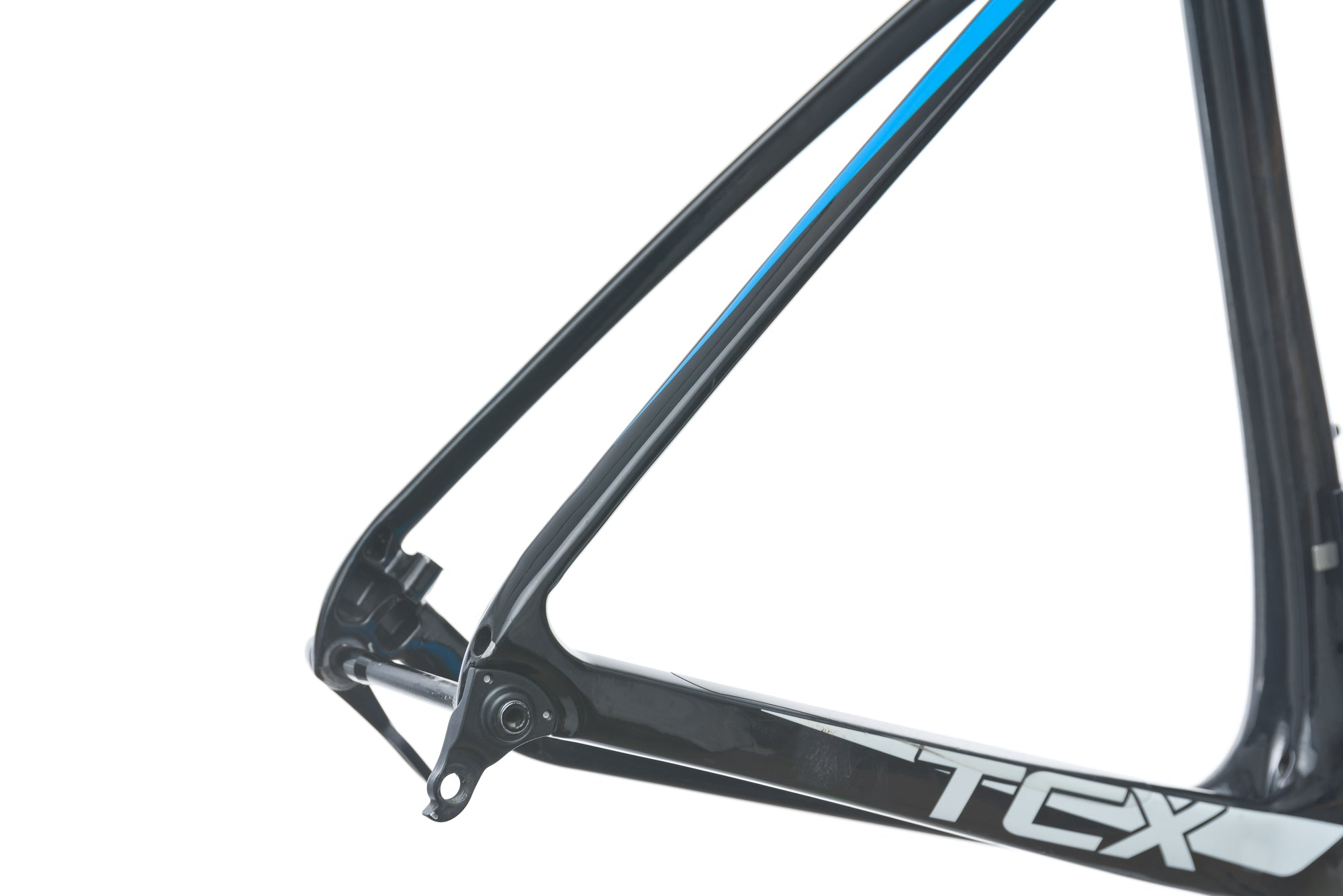 Giant TCX Advanced Pro 1 Medium Frameset - 2016 cockpit