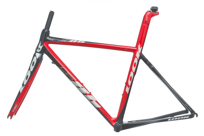 Look 586 49cm X-Small Frameset - 2008 non-drive side