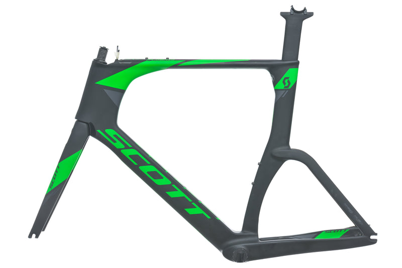 Scott Plasma 10 XL Frame Set - 2016 non-drive side