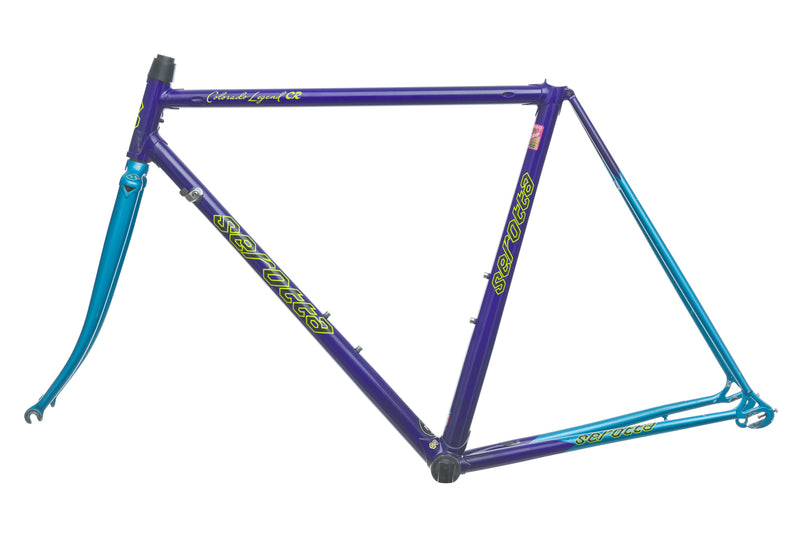 Serotta Colorado Legend CR 52cm Frameset - Vintage non-drive side