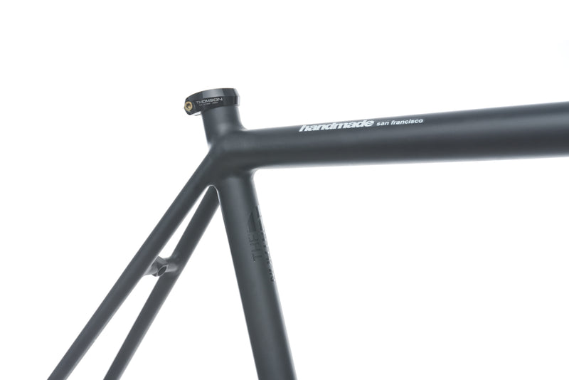 LOW Mki 54cm Frameset front wheel