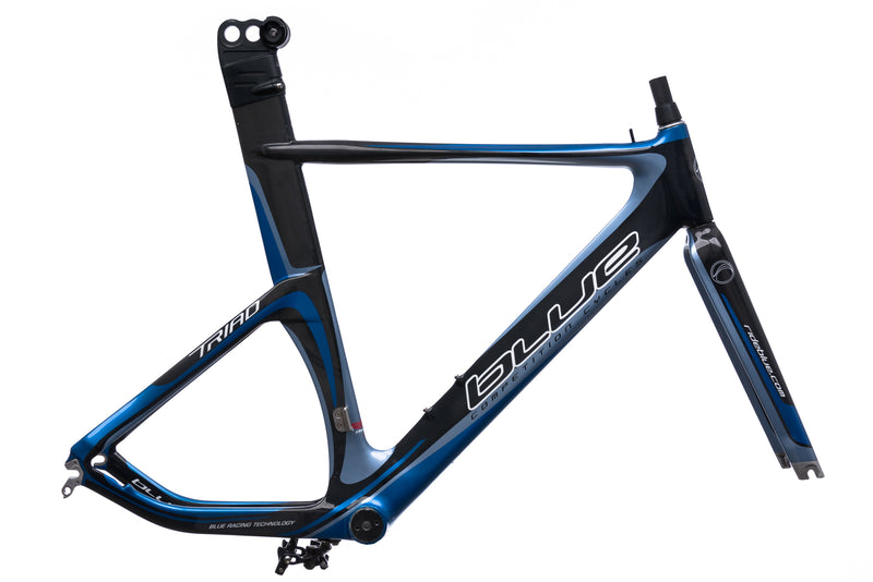 Blue Triad ML Frameset - 2009 drive side