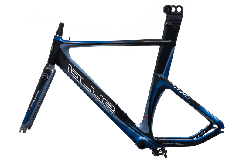 Blue Triad ML Frameset - 2009 non-drive side