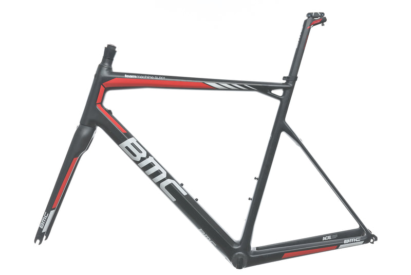 BMC Teammachine SLR01 58cm Frameset - 2016 non-drive side