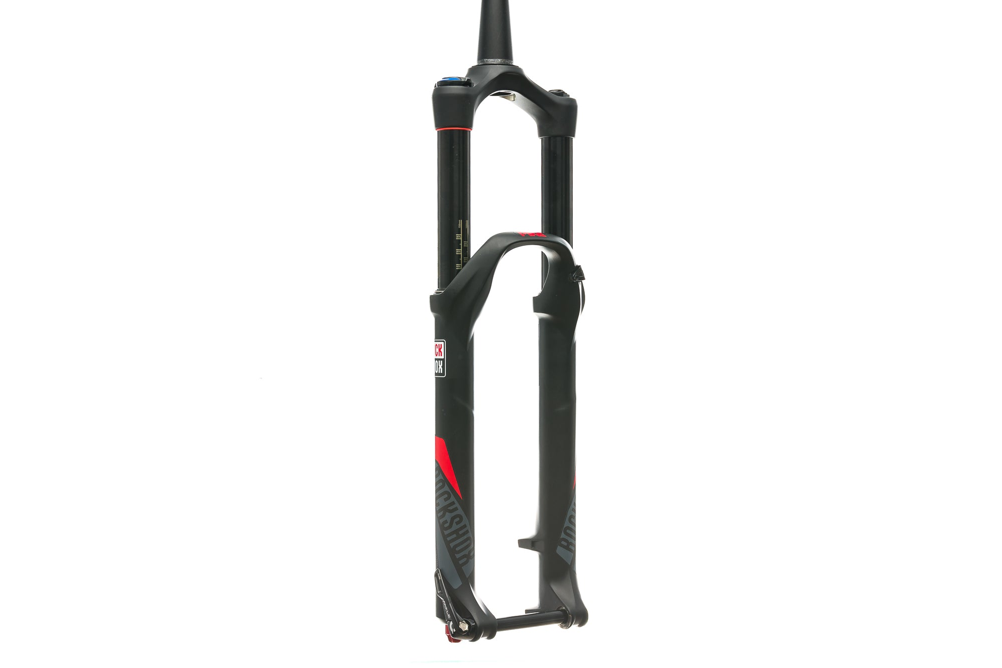 RockShox Pike RC Fork 29 160mm Maxle Lite15 drive side