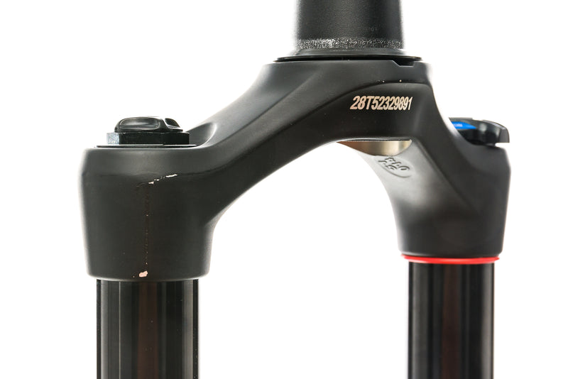 RockShox Pike RC Fork 29 160mm Maxle Lite15 non-drive side