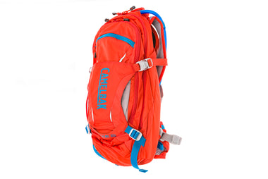Camelbak L.U.X.E. LR 14 Hydration Pack 100oz Red/Blue