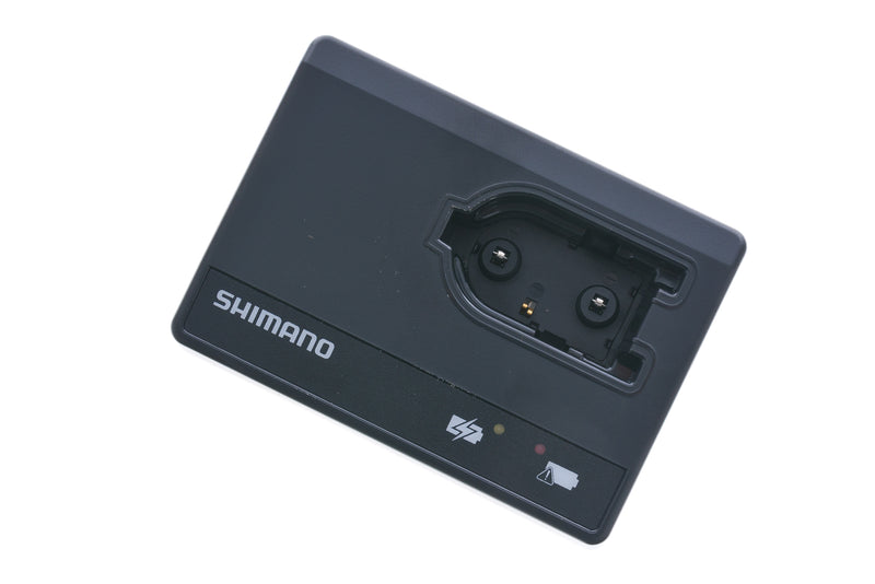 Shimano SM-BCR1 Di2 Battery Charger drive side
