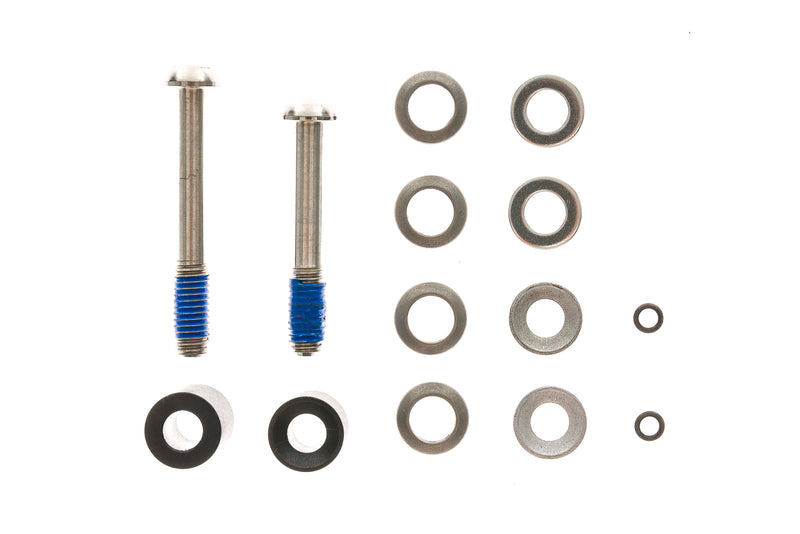 SRAM Post Spacers 20S Titanium T25 Bolts drive side