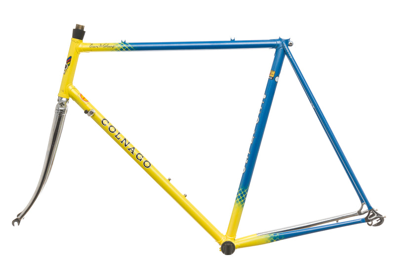 Colnago Super Large 56cm Frameset - 1988 non-drive side