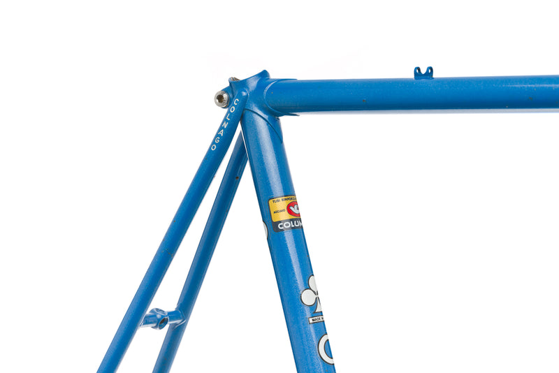Colnago Super Large 56cm Frameset - 1988 front wheel