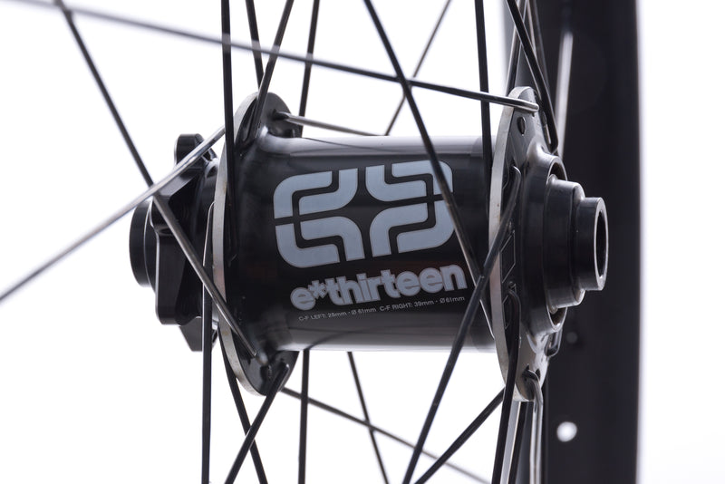 "E*Thirteen TRS Carbon Tubeless 27.5"" Wheelset sticker"