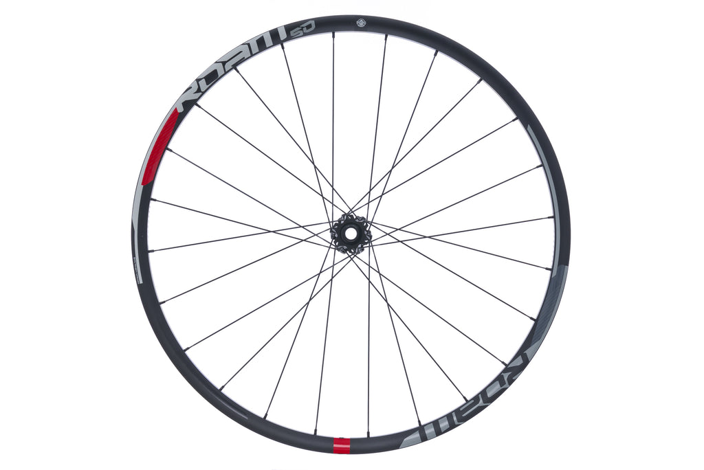 "SRAM Roam 50 Aluminum Clincher 27.5"" Front Wheel drive side"
