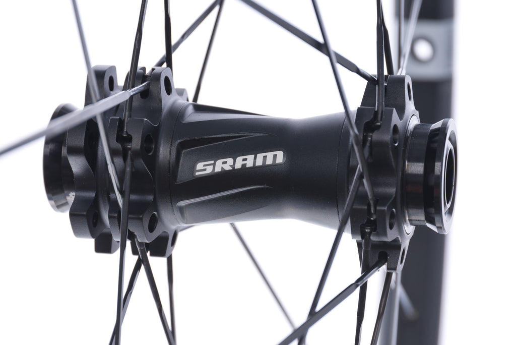 "SRAM Rail 40 Aluminum Clincher 27.5"" Front Wheel sticker"