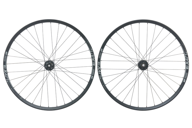 "DT Swiss EX471 Aluminum Tubeless 27.5"" Wheelset drive side"