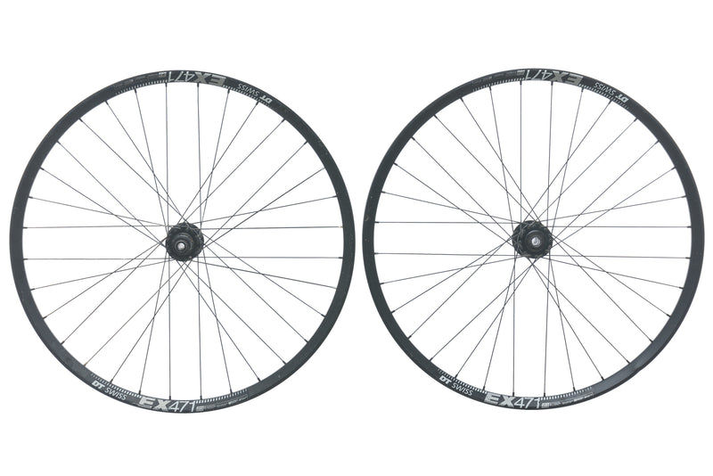 "DT Swiss EX471 Aluminum Tubeless 27.5"" Wheelset non-drive side"