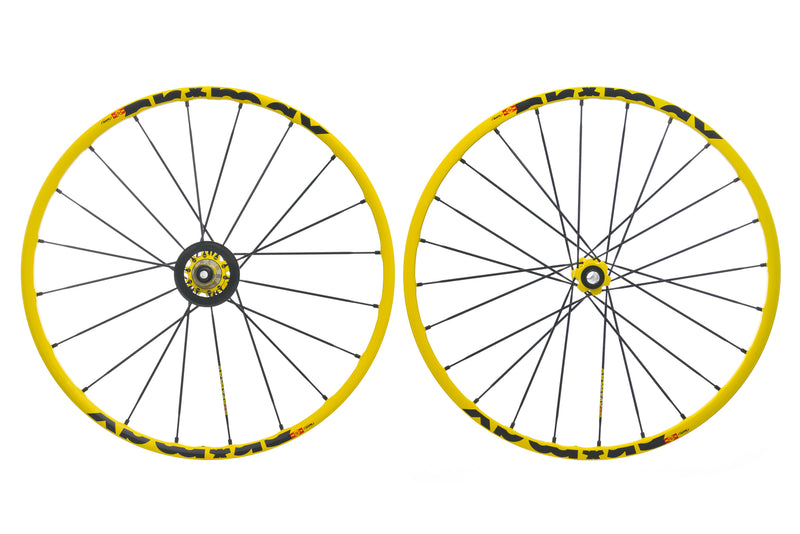 "Mavic Crossmax Enduro Aluminum Tubeless 27.5"" Wheelset non-drive side"