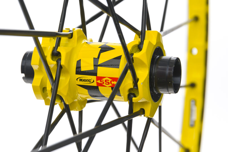 "Mavic Crossmax Enduro Aluminum Tubeless 27.5"" Wheelset sticker"