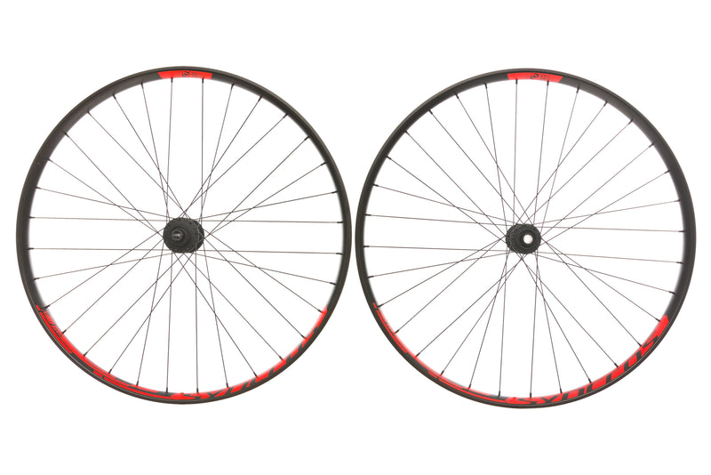 "Syncros X40 Aluminum Clincher 27.5"" Wheelset drive side"