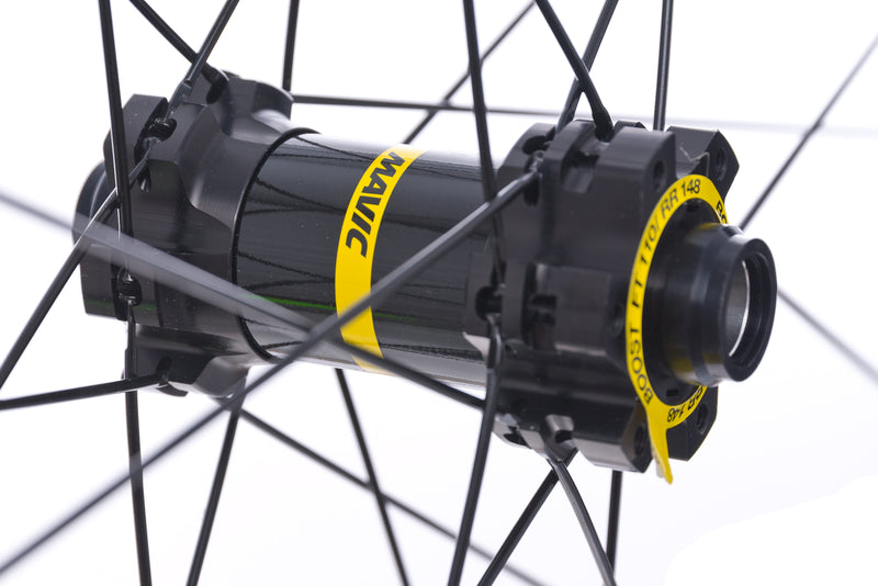 "Mavic Crossmax Aluminum Tubeless 29"" Wheelset sticker"