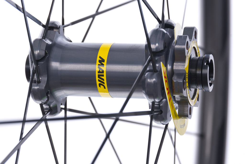 "Mavic XA Pro Carbon Clincher 29"" Wheelset sticker"