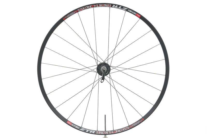 Stan's Iron Cross Aluminum Clincher 700c Front Wheel drive side