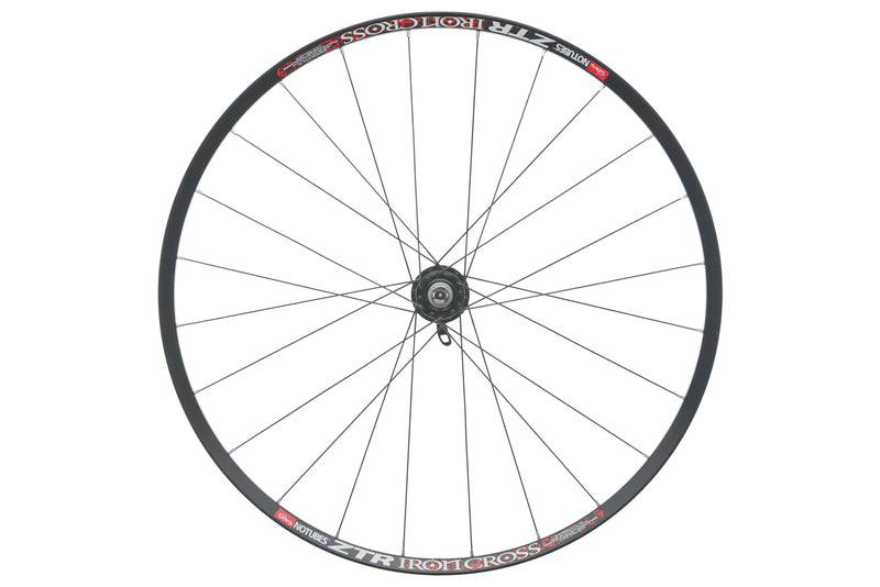 Stan's Iron Cross Aluminum Clincher 700c Front Wheel non-drive side