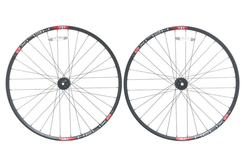 "Sun Ringle Helix TR 27 Aluminum Tubeless 29"" Wheelset drive side"