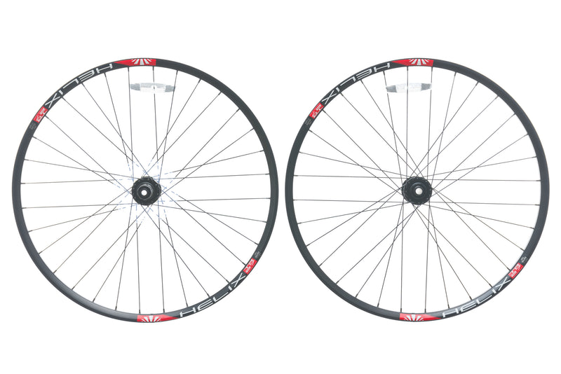 "Sun Ringle Helix TR 27 Aluminum Tubeless 29"" Wheelset non-drive side"