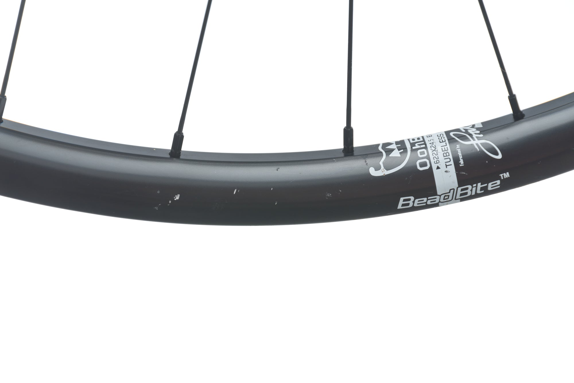 "Spank Oozy Trail 295 Aluminum Tubeless 29"" Front Wheel"