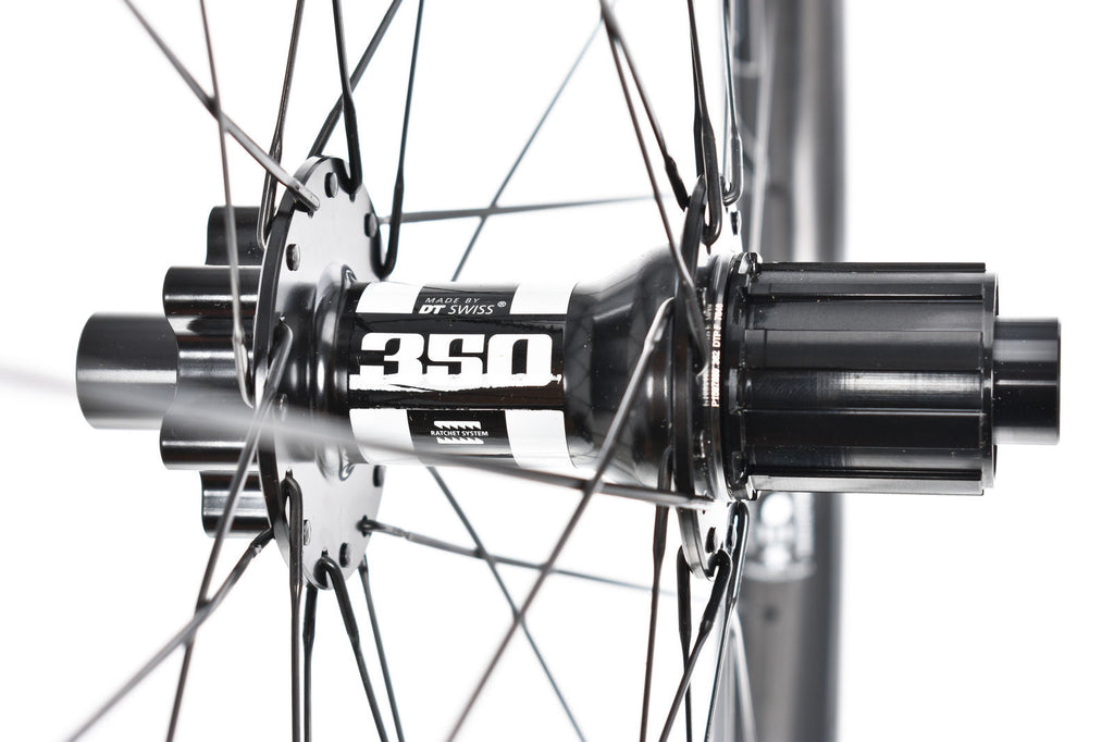 "Enve M70 Thirty HV / DT Swiss 350 Carbon Tubeless 29"" Wheelset drivetrain"
