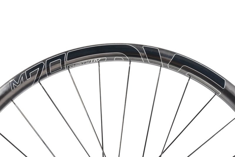 "Enve M70 Thirty HV / DT Swiss 350 Carbon Tubeless 29"" Wheelset cockpit"