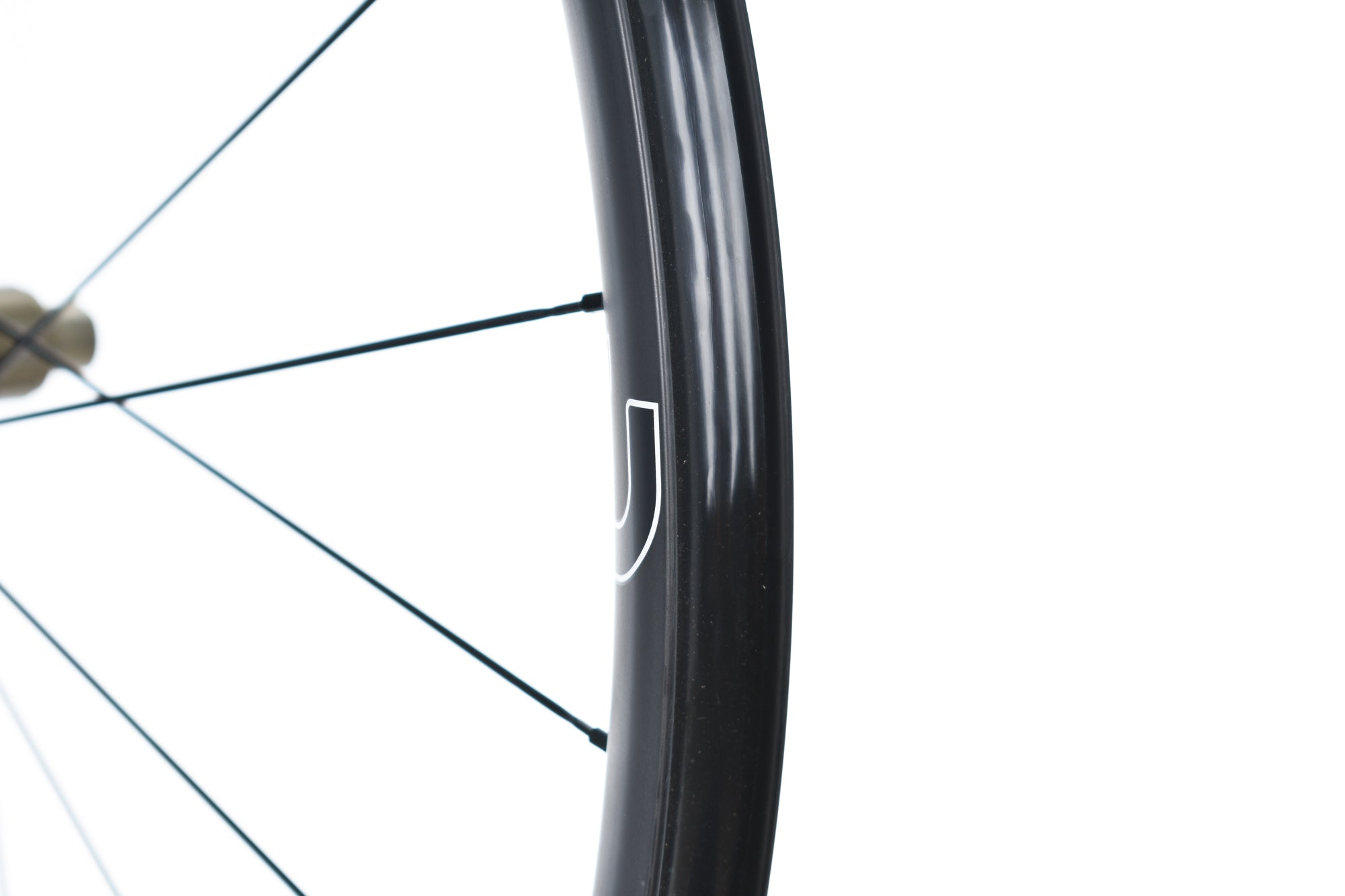 "Ridefast Livewire Carbon Tubeless 29"" Rear Wheel drivetrain"