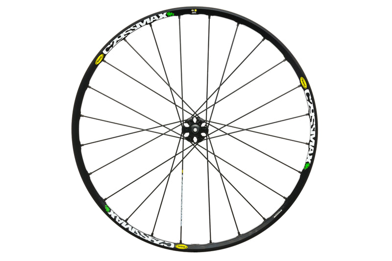 "Mavic Crossmax Aluminum Tubeless 29"" Front Wheel drive side"